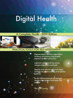 Digital Health A Complete Guide - 2019 Edition