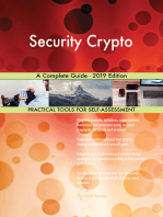 Security Crypto A Complete Guide - 2019 Edition