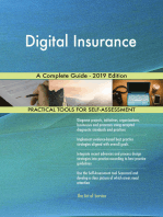 Digital Insurance A Complete Guide - 2019 Edition