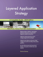 Layered Application Strategy A Complete Guide - 2019 Edition