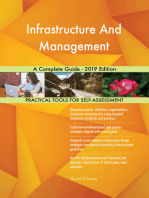 Infrastructure And Management A Complete Guide - 2019 Edition