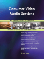 Consumer Video Media Services A Complete Guide - 2019 Edition