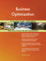 Business Optimization A Complete Guide - 2019 Edition