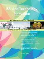EA And Technology Innovation A Complete Guide - 2019 Edition