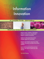 Information Innovation A Complete Guide - 2019 Edition