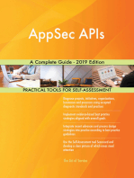 AppSec APIs A Complete Guide - 2019 Edition