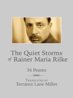 The Quiet Storms of Rainer Maria Rilke
