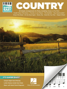 Country - Super Easy Songbook