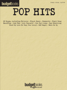 Pop Hits: Budget Books