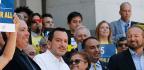 California Democrats Turn Up Pressure On Gig Economy