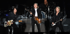 Paul McCartney Brings Surprise Guest — Ringo Starr — To Sold-out Dodger Stadium