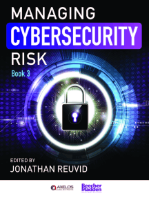 Managing Cybersecurity Risk: Book 3
