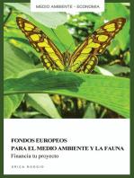 Fondos europeos para el medio ambiente y la fauna