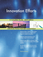 Innovation Efforts A Complete Guide - 2019 Edition