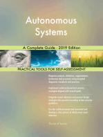 Autonomous Systems A Complete Guide - 2019 Edition