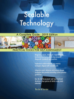 Scalable Technology A Complete Guide - 2019 Edition
