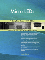 Micro LEDs A Complete Guide - 2019 Edition