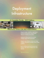 Deployment Infrastructure A Complete Guide - 2019 Edition
