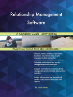 Relationship Management Software A Complete Guide - 2019 Edition