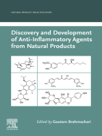 Discovery and Development of Anti-inflammatory Agents from Natural Products