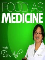 Healing Scoliosis, Ulcerative Colitis and a Brain Tumor with Cliff and Marta - #013