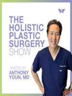 """Natural"" Beverly Hills Plastic Surgery with Dr. Payam Jarrah-Najad (Dr. J) - Holistic Plastic Surgery Show #80"