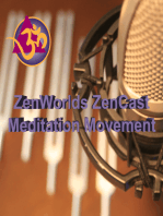 ZenWorlds #38 - Tratak Anxiety Meditation Without Chakra Tuning Forks