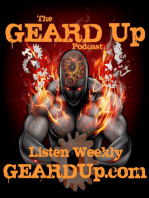 GEARD Up POWERLIFTING EDITION Episode 12 – Dave Tate