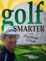 #409 - A Good Golfer's Arms NEVER Pass The Body (with Tony Manzoni)