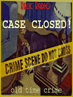 Philip Marlowe and Stand By For Crime