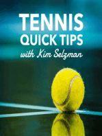062 Customizing Your Tennis Racquet With Lead Tape
