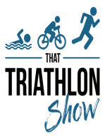 Performance, training tactics, and physiology of cycling and running in triathlon with Naroa Etxebarria | EP#61