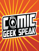 1513 - Comic Book Movie and TV Talk