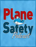 Plane Safety Podcast Episode 41 ; The 'Not in Pittsburg' Special