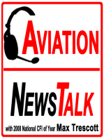 52 Loading an Instrument Approach When Flying with Vectors, Trump's Pilot and the FAA + GA News
