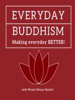 Everyday Buddhism 23 - Japanese Psychology and Buddhism with Gregg Krech