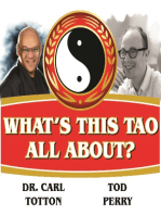 Show # 54 — Feeling the Tao, Dude and Chapters 35 and 43