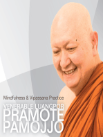 Course II Day 3/11C - The Relation Between Ethics and Mindfulness Practice by Ajahn Prasan