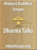 Buddhist - Catholic Dialog