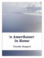 'n Amerikaner in Rome