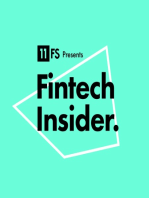 Ep 326. Fintech Insider Live at FusionONE - a new era of finance