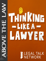 From Biglaw To Producing Hit Shows -- A Discussion with Jonathan Shapiro