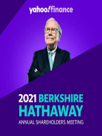 Buffett and Munger share how they think of M&A, explain why Berkshire's growth will slow and stock may underperform, address Nevada utility regulation, reveal the performance of Todd Combs and Ted Weschler, and discuss AmEx's competition.