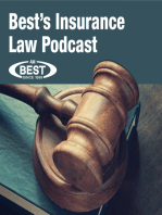 An Insurance Case Involving Missing Policies and Establishing Burden of Proof - Episode #23