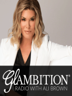 "Zainab Salbi, Activist + Author of ""Freedom is an Inside Job"" — Glambition Radio Episode 152 with Ali Brown"