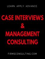 38 Case Interview feedback is not gospel