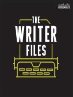 'The Writer's Brain' on Productivity vs. Creativity