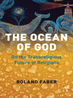 The Ocean of God: On the Transreligious Future of Religions