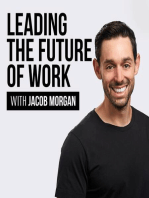 Jacob Morgan Answers Your Questions About Leadership, Employee Experience, The Future Of Work And More