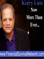 John Rubino - Better to Stay Out of Politics #4008
